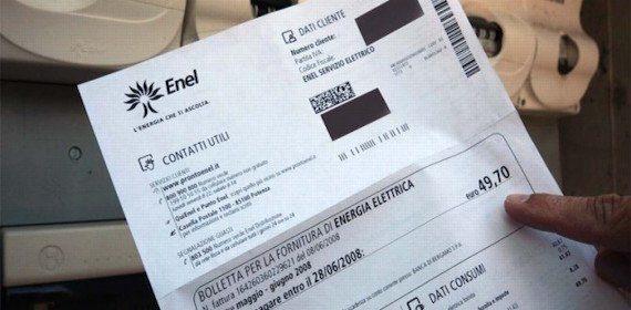 BOLLETTE ENEL: ILLEGITTIMA IVA SULLE ACCISE