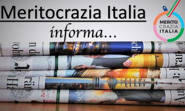 MERITOCRAZIA ITALIA : RIDURRE I PEDAGGI AUTOSTRADALI – LA SCELTA PRIORITARIA PER RISARCIRE TUTTI I CITTADINI