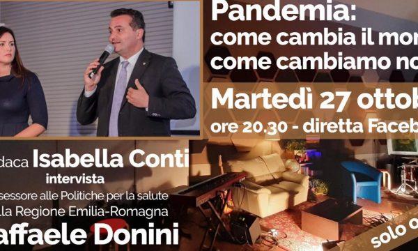 Isabella CONTI INTERVISTA Raffaele DONINI