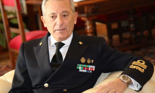 LETTERA DEL COMANDANTE GENERALE DELLA GUARDIA COSTIERA AL PERSONALE