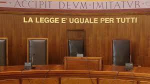 GIUSTIZIA ITALIANA POSITIVA AL COVID-19 … MAI GUARITA! di Alessia GIORGIANNI