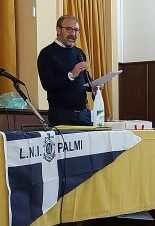 Giovanni GRILLEA, NUOVO PRESIDENTE LEGA NAVALE PALMI