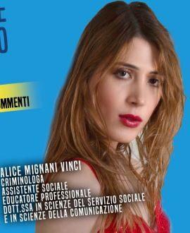 INTERVISTA ALLA DOTTORESSA ALICE MIGNANI